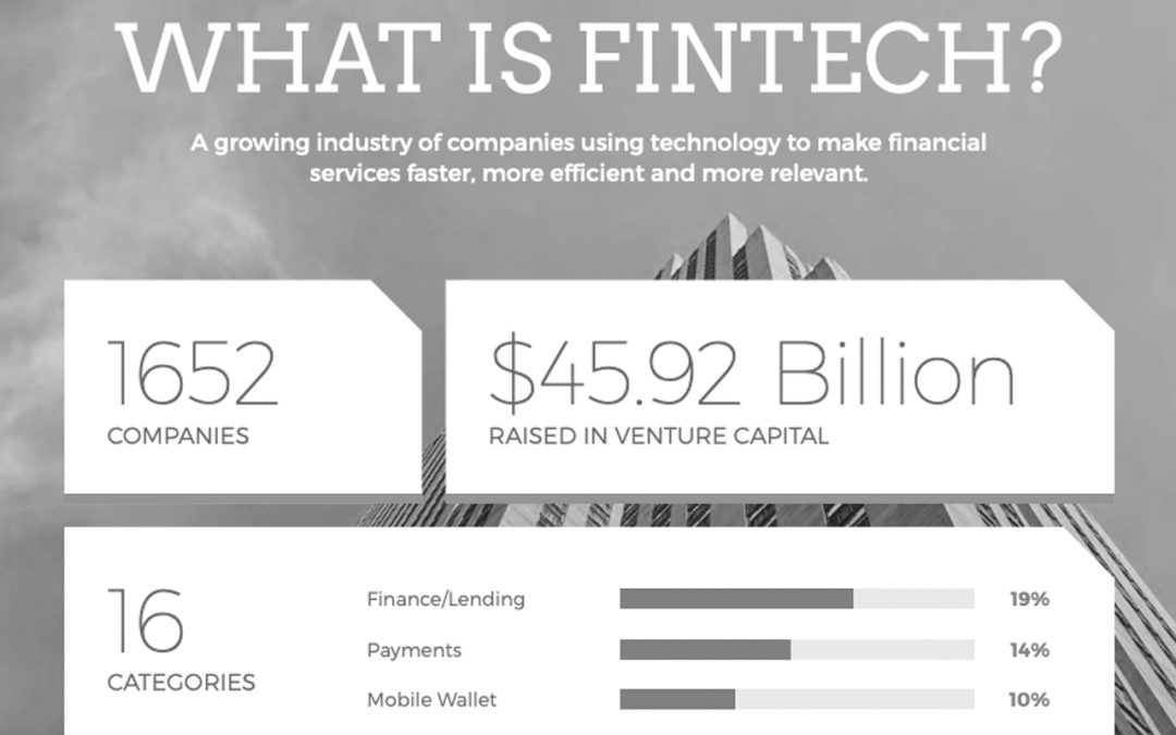 Mirador Infographic: What is Fintech?