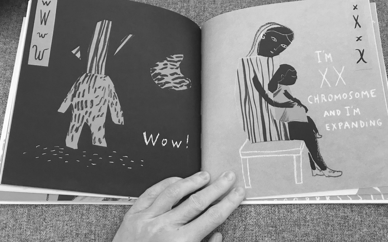 Isol on Experimental Picture Books, Visual Literacy + More