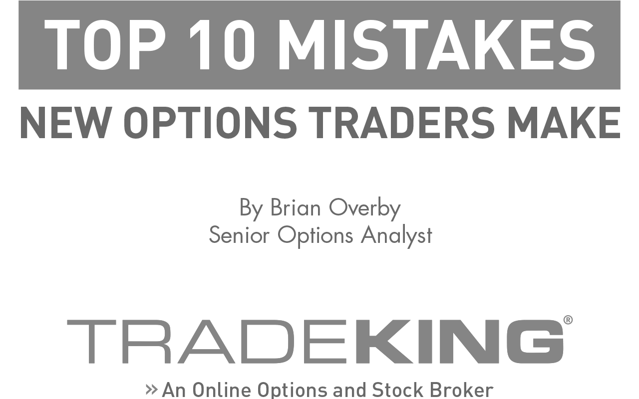 Top 10 Mistakes New Options Traders Make